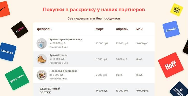 fe095fbaa95d Карта рассрочки Халва от Совкомбанка - обзор карты